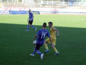 Eintracht Trier II gegen FC Homburg