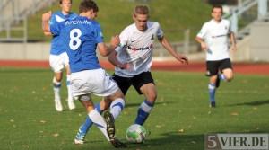 Eintracht Trier: Kraus-Doppelpack legt Grundstein zum 3:0 in Stadtkyll
