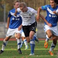 20111105 Bochum II - Eintracht Trier, Kraus, Regionalliga West, Foto: Anna Lena Grasmueck - 5VIER