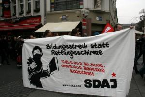 Bildungsstreik 2011