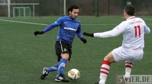 20120122 Grevenmacher-Eintracht Trier, Cozza, Testspiel, Foto: Anna Lena Grasmueck - 5VIER