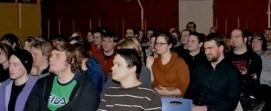 Aufmerksames Publikum. Foto: 5vier - 5VIER