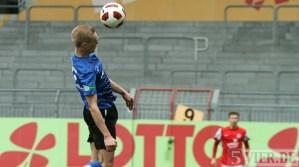 20120303 MainzII - Eintracht Trier, Kraus Tor, Regionalliga West, Foto: Anna Lena Grasmueck - 5VIER