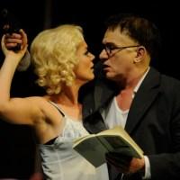 Liebe oder Moral? Schwester Monika und Möbius, Foto: Theater Trier - 5VIER