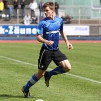 20120407 Eintracht Trier - Gladbach II, Regionalliga West, Zittlau, Foto: Anna Lena Grasmueck - 5VIER