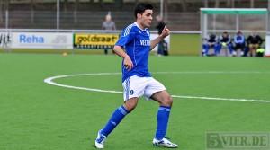 Leiwens Goalgetter Daniel Alsina Fonts war mit 25 Treffern Torschützenkönig (Foto: Andreas Gniffke)