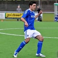 Leiwens Goalgetter Daniel Alsina Fonts war mit 25 Treffern Torschützenkönig (Foto: Andreas Gniffke) - 5VIER