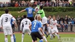 20120508 Pokal TuS Mayen - Eintracht Trier, Bitburger Rheinlandpokal, Foto: Anna Lena Grasmueck - 5VIER