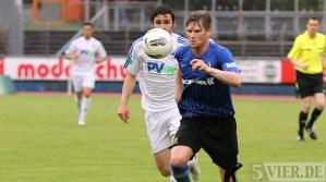 20120511 Eintracht Trier - Lotte, Regionalliga West, Herzig, Foto: Anna Lena Grasmueck - 5VIER