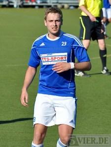 Sebastian Tings Treffer sorgt derzeit bundesweit für Furore.  - 5VIER
