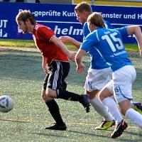 FSV Salmrohr gegen Hauenstein: Im Vorjahr endete die Partie 3:1.