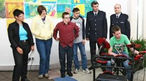 Bundespolizei spendet 1.000 Euro an Porta Nigra Schule Trier