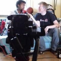 Chris Schmidt, Livestream TBB Trier - 5VIER