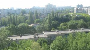 Ukrainische Plattenbauten