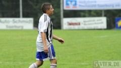 Lukas Kramp drehte die Partie gegen Wittlich mit zwei Toren (Foto: Anna Lena Grasmueck)