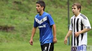 Christoph Anton. 20120712 SG Schoden - Eintracht Trier, Foto: Anna Lena Grasmueck - 5VIER