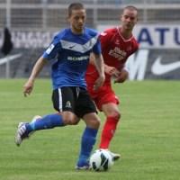 Abelski, Testspiel Eintracht Trier gegen Köln II, Foto: Anna Lena Grasmück - 5VIER