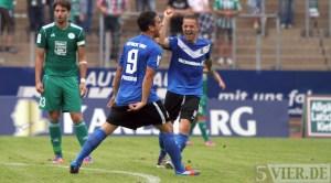 FC Homburg - Eintracht Trier