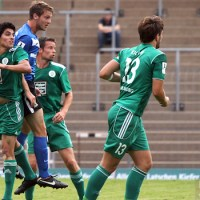 20120814 FC Homburg - Eintracht Trier, Regionalliga Suedwest, Zittlau, Foto: Anna Lena Grasmueck - 5VIER
