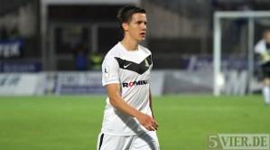 20120831 Eintracht Trier - Wormatia Worms, Konrad, Regionalliga Suedwest, Foto: Anna Lena Grasmueck - 5VIER
