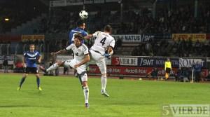 20120928 Eintracht Trier - Elversberg, Regionalliga Suedwest, Foto: Anna Lena Grasmueck - 5VIER