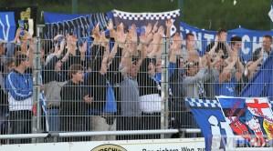 20120905 SC Idar-Oberstein - Eintracht Trier, Fans, Regionalliga Suedwest, Foto: Anna Lena Grasmueck - 5VIER