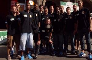 TBB Trier, Mannschaftsvorstellung