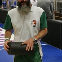 Axel  Aggy  Mock - Das Trierer Urgestein im Basketball (Foto: Heiko Schmitz) - 5VIER