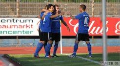 20120810 Eintracht Trier - Mainz II, Regionalliga Suedwest, Foto: Anna Lena Grasmueck - 5VIER