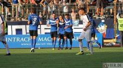 20120822 Eintracht Trier - Eintracht Frankfurt II, Regionalliga Suedwest, Foto: Anna Lena Grasmueck - 5VIER