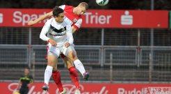 20120831 Eintracht Trier - Wormatia Worms, Regionalliga Suedwest, Foto: Anna Lena Grasmueck - 5VIER