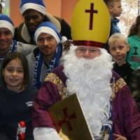 Eintracht Trier, Weihnachten, Nikolaus - 5VIER