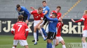 Die zweite Garde von Mainz 05 bleibt nach vier Spielen weiter ohne Punktverlust.