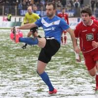 20130112 Testspiel Eintracht Trier - 1. FC Kaiserslautern, FAZ, Foto: www.5vier.de - 5VIER