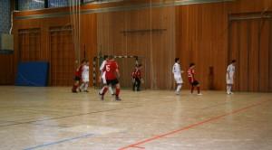 Die U19 von Eintracht Trier gewinnt Hallenturnier in Konz