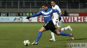 Eintracht Trier - Mannheim