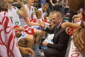 Henrik Rödl coachte sein Team zu einer der besten Vorstellungen der laufenden Saison. Foto: Thewalt