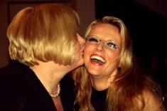 Maria Schuh und Sonja Storz Foto: Angelina Boesen - 5VIER