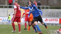 20130310 Worms - Eintracht Trier, Regionalliga Suedwest, Jubel Klinger, Foto: www.5vier.de - 5VIER