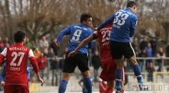 20130310 Worms - Eintracht Trier, Regionalliga Suedwest, Pagenburg, Foto: www.5vier.de - 5VIER