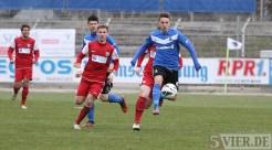 20130310 Worms - Eintracht Trier, Regionalliga Suedwest, Abelski, Foto: www.5vier.de - 5VIER