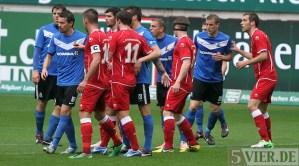 20130427 FCK II - Eintracht Trier, Regionalliga Suedwest, Foto: www.5vier.de - 5VIER