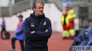 Roland Seitz wird mit Idealbesetzung gegen den Oberligisten antreten (Foto: www.5vier.de)