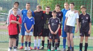 Eintracht Trier, Trainingseinheit, Lebenshilfe.