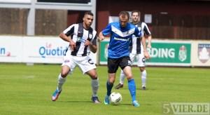 20130630 Testspiel Esch - SVE, Eintracht Trier, FAZ Kuduzovic, Foto: 5vier.de - 5VIER
