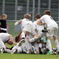 Porta-Nigra-Cup, Eintracht Trier, Jugend, Jugendfußball: Foto: Sebastian Schwarz - 5VIER