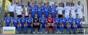 SV Mehring. Mannschaftsbild 2013/14