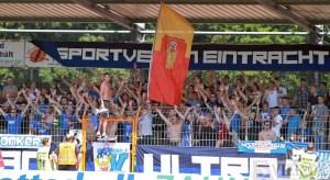 Eintracht Trier - Hessen Kassel