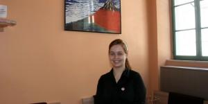 Eva Leibovitz - Chefin des Chibi-ya Foto: Monika Pradelok