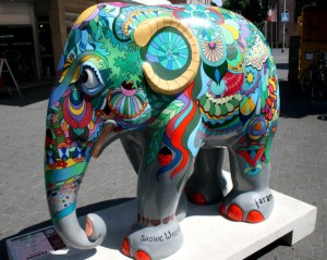 Elefant: Farang - 5VIER